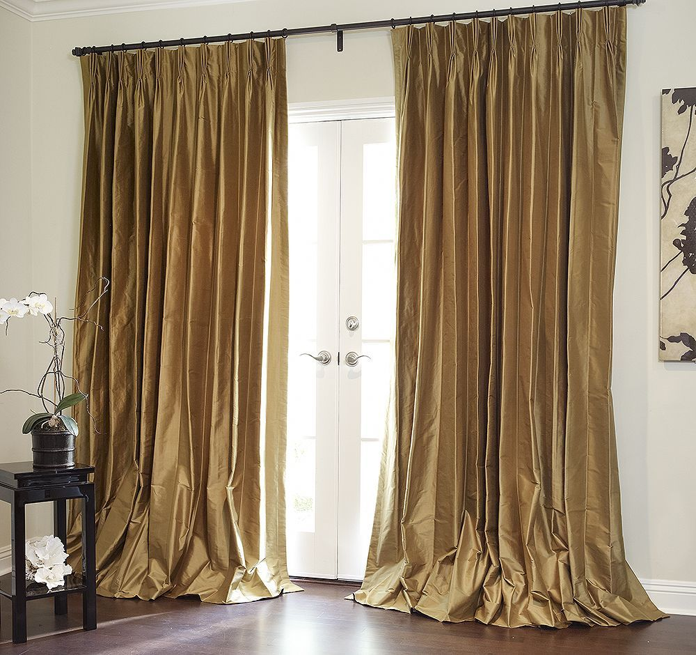 Curtains – French Pleat