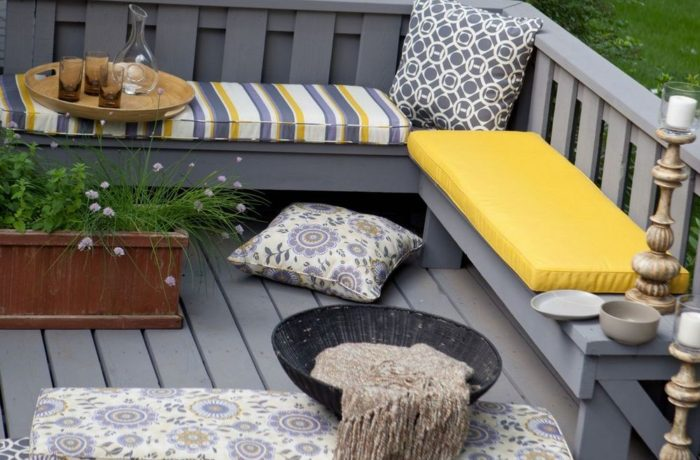 Cushions – Outdoor