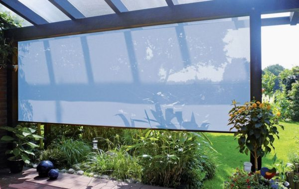 Awning – Vertical