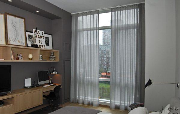 Curtains – Ripple Pleat